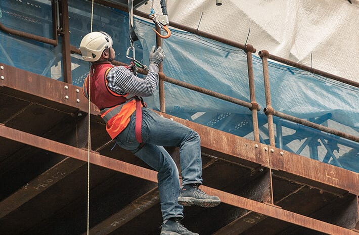 Provide a safe and healthy working environment for all projects.